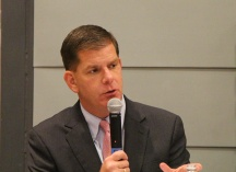 Marty Walsh  Photo: Strategies for Children