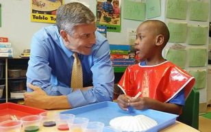 U.S. Secretary of Education Arne Duncan. Photo: Courtesy of the U.S. Department of Education