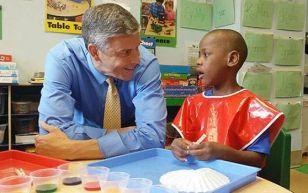 U.S. Secretary of Education Arne Duncan. Photo: Courtesy of the U.S. Department of Education