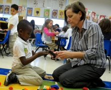 Photo: Micaela Bedell for Strategies for Children
