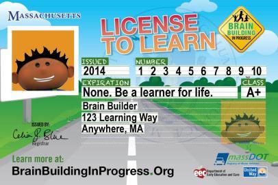 Source: The Brain Building in Progress website.