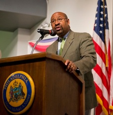 Mayor Michael A. Nutter. Photo Source: City of Philadelphia Flickr account.