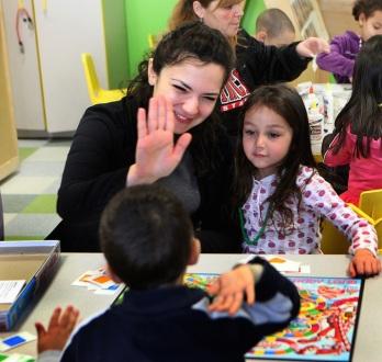 Photo: Michele McDonald for Strategies for Children