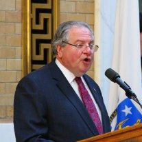House Speaker Robert DeLeo. Photo: Alyssa Haywoode for Strategies for Children