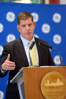 Mayor Marty Walsh. Photo: City of Boston Mayor's Office Flickr page